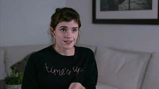 Emma Watson anuncia normas do cinema britânico contra assédio sexual
