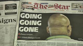 Umstrittener Jacob Zuma: Was bedeutet sein Abgang?