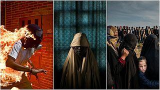 معرفی شش نامزد مرحله نهایی مسابقه عکس خبری جهان