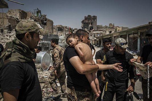 Ivor Prickett, for The New York Times/World Press Photo