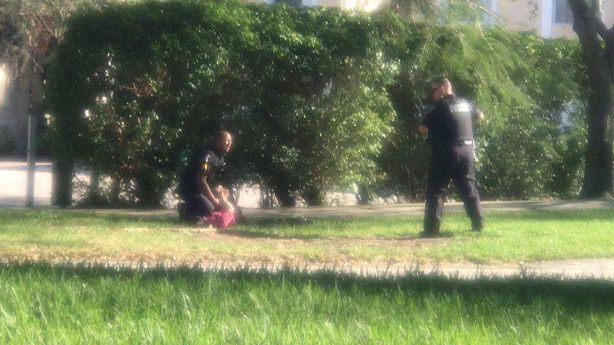 Floride : La police évacue les élèves du lycée attaqué
