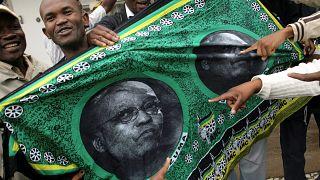 """""""Zuma era tão amado quanto desprezado"""""""