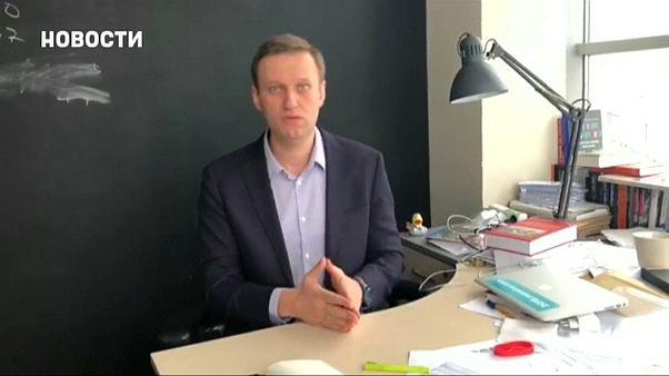 Nawalnys Webseite gesperrt