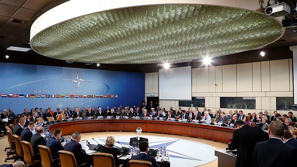 NATO reunida ao nível dos ministros da Defesa, em Bruxelas