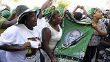 Sudafrica in festa: dalle strade al Parlamento