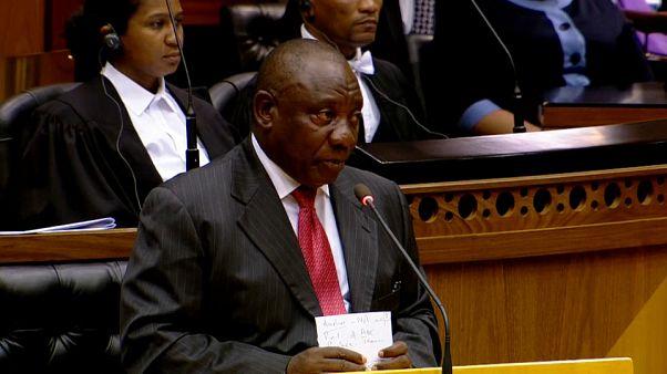 Los desafíos del nuevo presidente de Sudáfrica