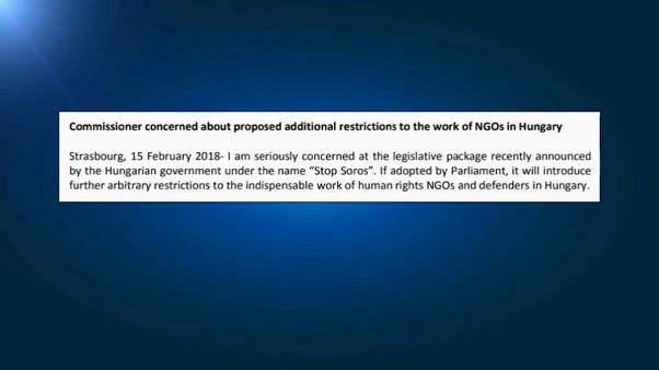 Muižnieks al Consiglio d'Europa contro la legge anti-Ong