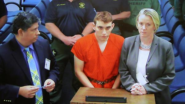 Florida shooting suspect Nikolas Cruz charged with murder