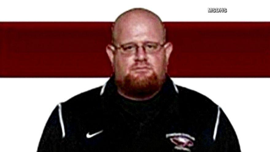 El héroe del tiroteo de Florida
