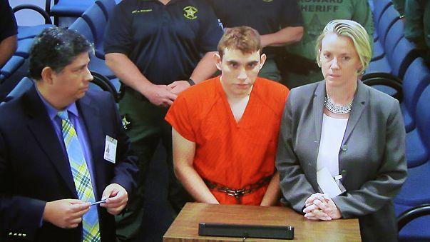 Nikolas Cruz ante el juez