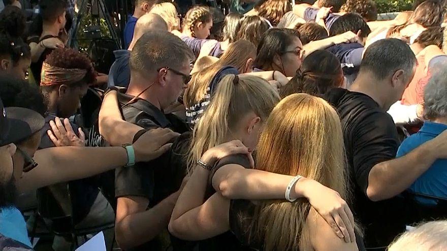 Во Флориде поминают погибших