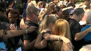 Famílias participam em vigílias
