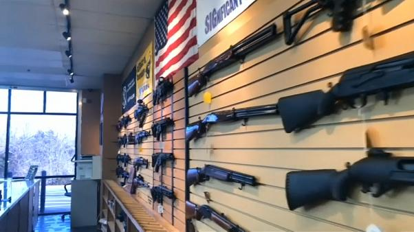 El estéril debate sobre la venta de armas en EEUU