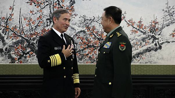 Adm. Harry B. Harris  with Fan Changlong/ Archive