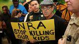 Nach Florida-Amoklauf: Neue Debatte über Schusswaffen