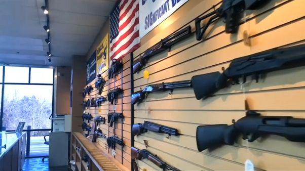 Новые дебаты о контроле за оборотом оружия