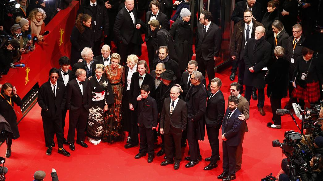 Berlinale Roter Teppich Stars Und Hunde