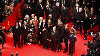 68. Berlinale: Roter Teppich, Stars und Hunde