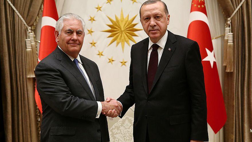 Türkiye'den ABD'ye ortak operasyon teklifi