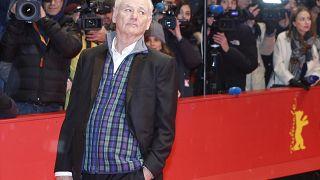 Bill Murray en la alfombra roja de la Berlinale