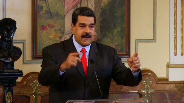 Maduro dice que irá a la Cumbre de las Américas quieran o no