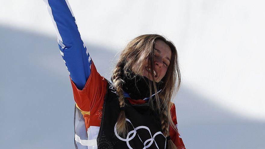 Luso-francesa é medalha de prata
