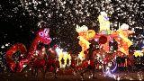 Tschüss Hahn, hallo Hund: Chinesisches Neujahrsfest weltweit