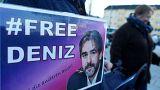 Türkiye'de tutuklu bulunan gazeteci Deniz Yücel serbest bırakıldı