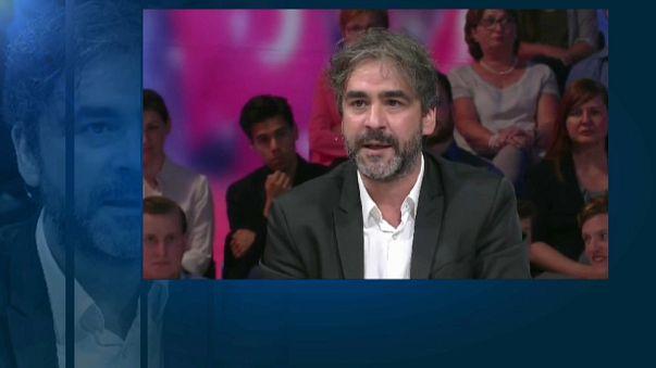 Немецкий журналист Дениз Юджель вышел на свободу