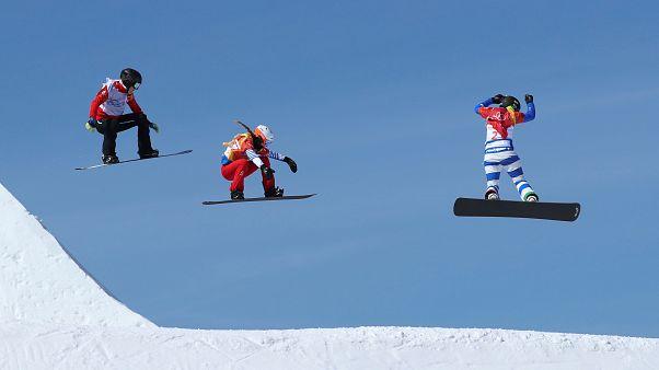 Pyeongchang 2018 Snowboard Cross