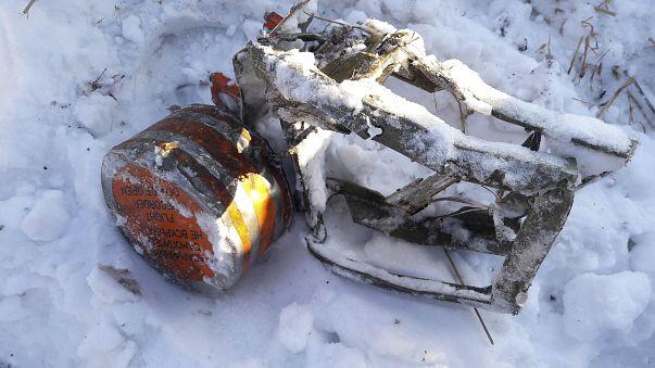 Erro humano pode ter provocado queda do An-148