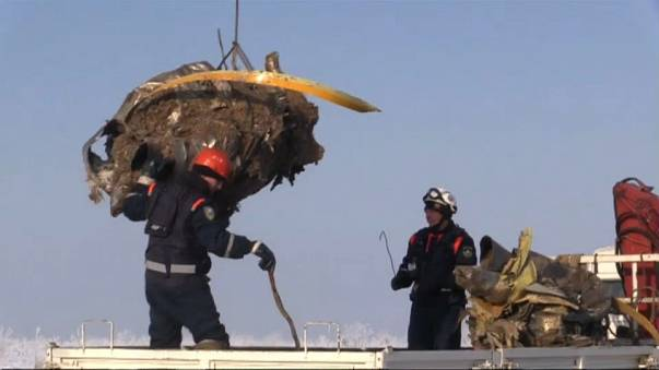 Voice recorder of ill-fated Russian plane is found