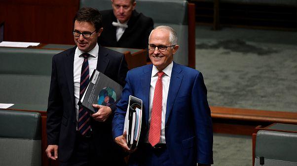 Fini le sexe au gouvernement australien