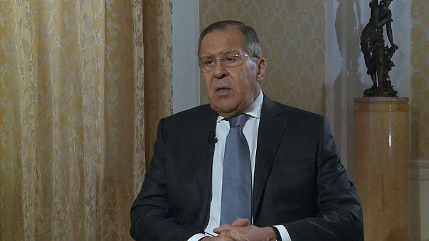 Лавров: «требование выбора - или с Россией, или с Западом – это «средние века»