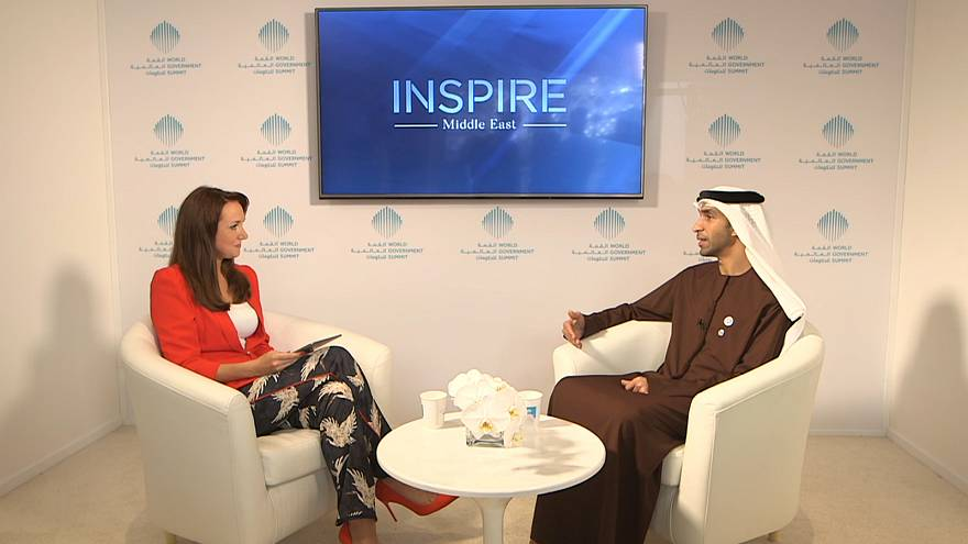 UAE's Minister of the Environment talks climate change
