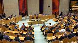 Hollanda Parlamentosu'nun alt kanadının Ermeni Soykırımı'nı tanıyan iki yasa tasarısını onayladığı iddiası