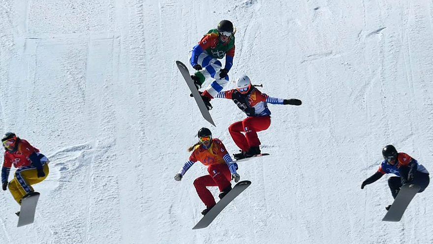 Pyeongchang, Tag acht der Olympischen Winterspiele