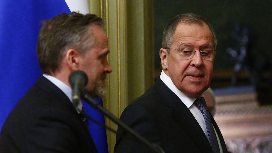 """Lavrov: """"EUA querem instalar-se na Síria"""""""