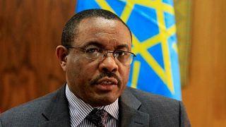 رئيس الوزراء الإثيوبي المستقيل هيلي ماريام ديسالين