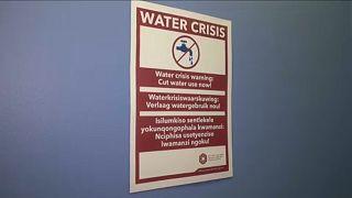 Már az iskolákban is korlátozzák a vízfogyasztást Fokvárosban