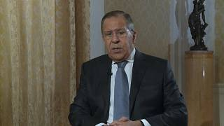 Exclusive: US special forces 'operating illegally in Syria', Sergey Lavrov tells euronews