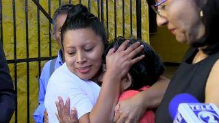 30 Jahre Haft für Fehlgeburt: Teodora nach 10 Jahren frei