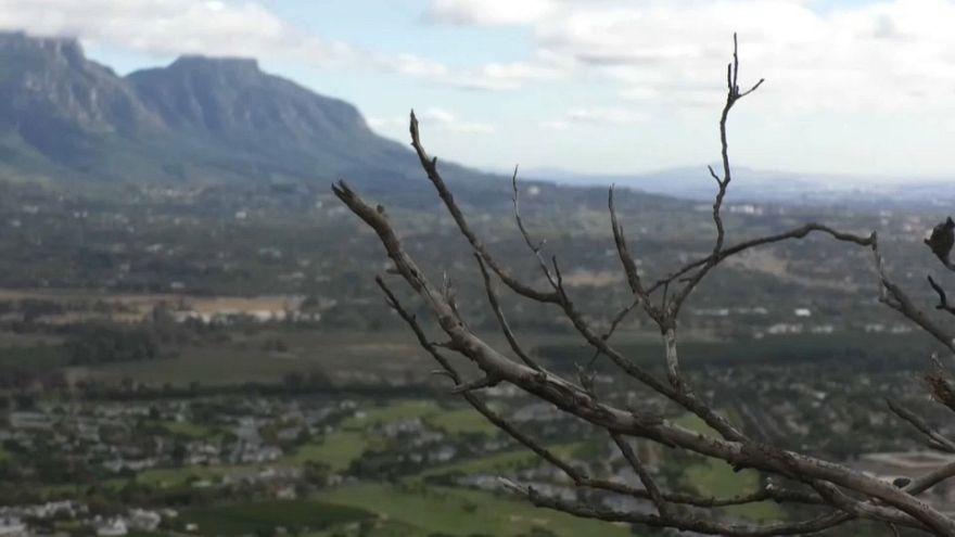 Ciudad del Cabo se queda sin agua