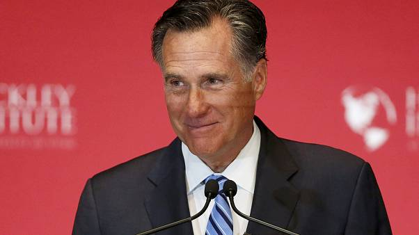 Yποψήφιος για τη Γερουσία ο Μιτ Ρόμνεϊ