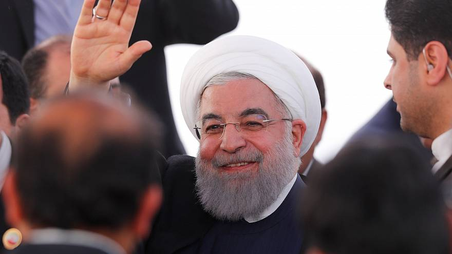 حسن روحانی در دیدار با ایرانیان مقیم هند