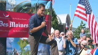 Ex - Präsidentschaftskandidat Mitt Romney kandidiert für den Senat