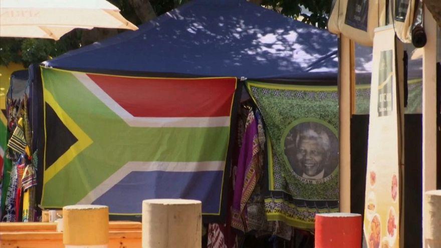 Optimismo ante el relevo presidencial en Sudáfrica