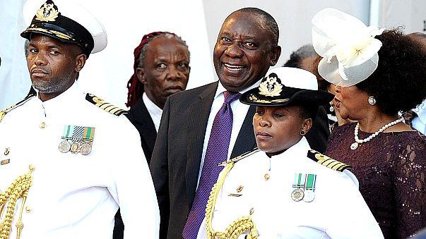 Ramaphosa traz nova esperança à economia da África do Sul
