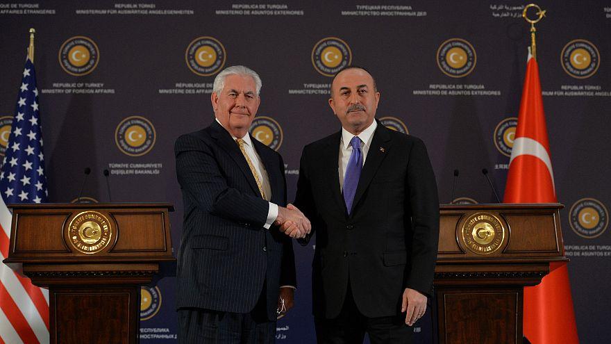 """""""У США и Турции одни цели в Сирии"""""""