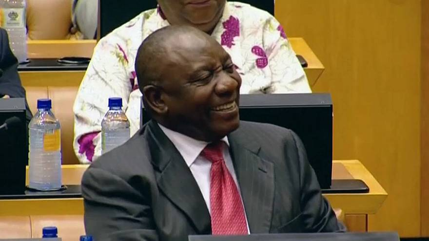 Hoffnung für Südafrikas Wirtschaft
